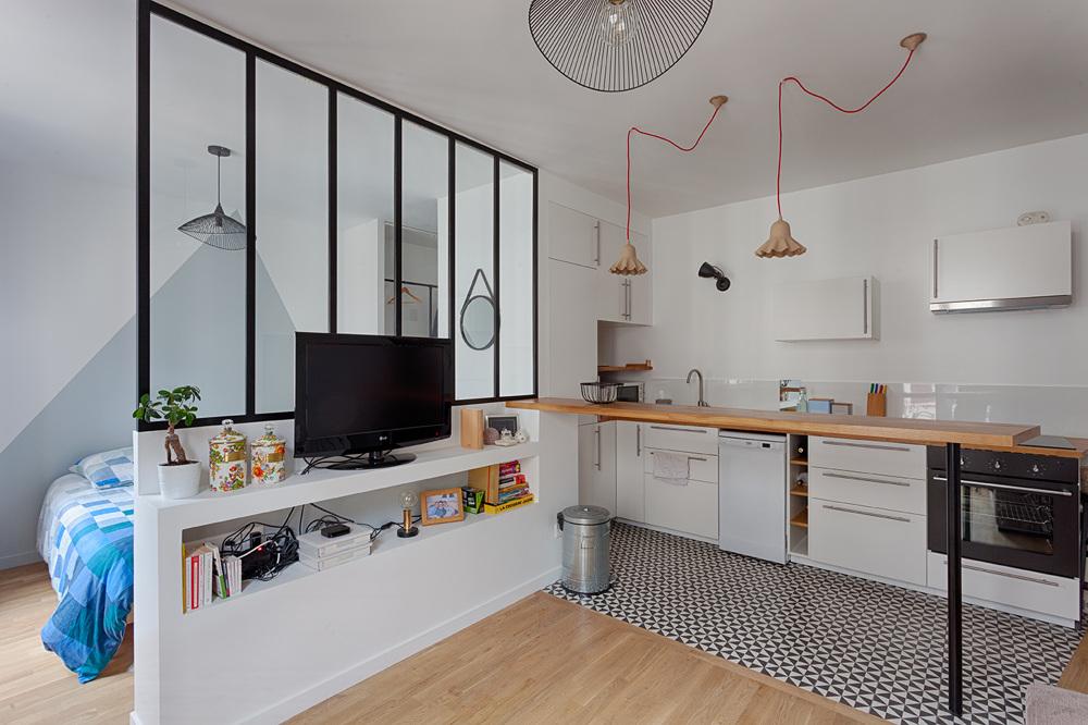 tipi architecte paris 18 me bardin architecte architecture int rieur paris. Black Bedroom Furniture Sets. Home Design Ideas